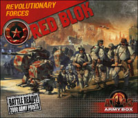 Army Box Red Blok !