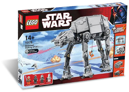 LEGO 10178 - Motorised Walking AT-AT Ultimate Collector Series