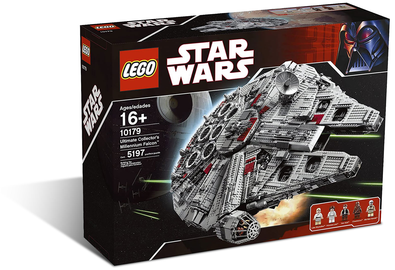 Lego Star Wars  Ultimate Collector Millenium Falcon