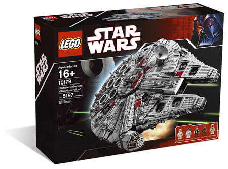 LEGO 10179 - Millenium Falcon Ultimate Collector Series