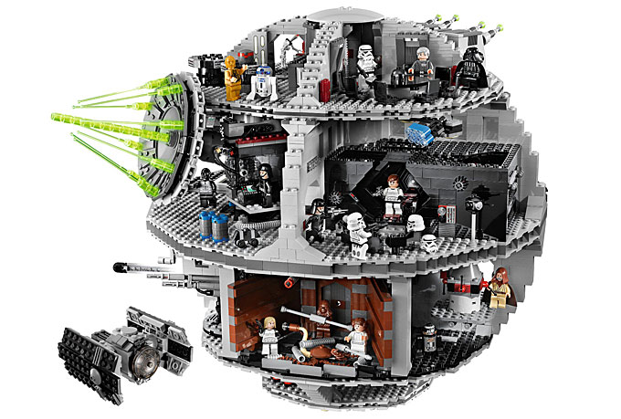 Lego 10188 - Death Star Ultimate Collector Series