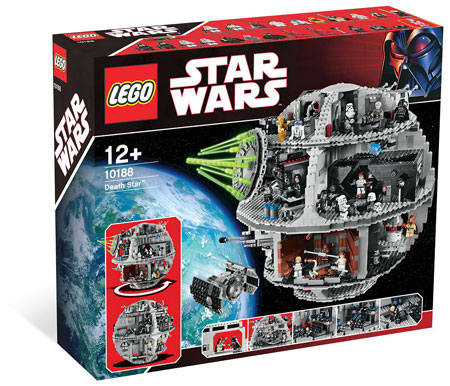 LEGO 10188 Death Star Ultimate Collector Series