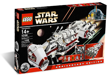 LEGO 10198 Tantine IV Ultimate Collector Series