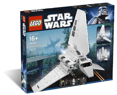 LEGO 10212 - Imperial Shuttle Ultimate Collector Series