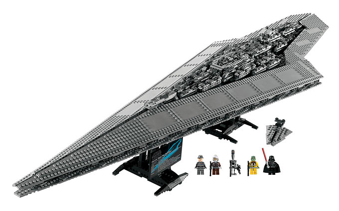 LEGO 10221 Super Star Destroyer Executor