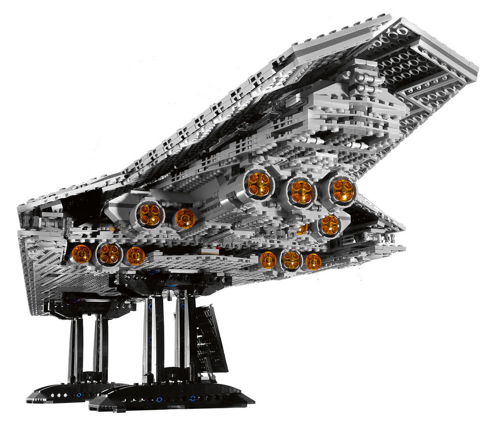 how to make a star destroyer