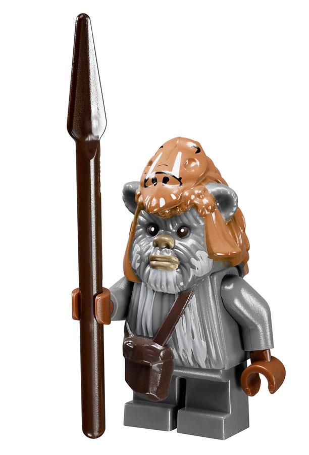 10236 Ewok Village Ucs Lego Star Wars Ultimate Collector Series