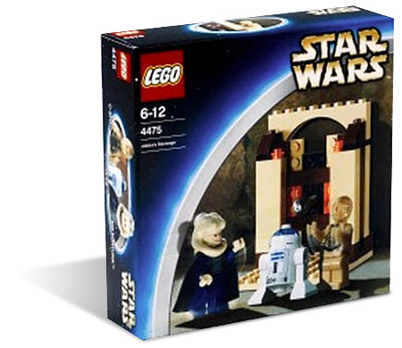 LEGO Star Wars 4475 Jabba's Message