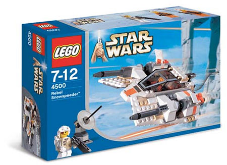 LEGO Star Wars 4500 - Rebel Snowspeeder