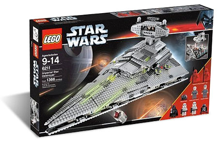 LEGO 6211 - Imperial Star Destroyer