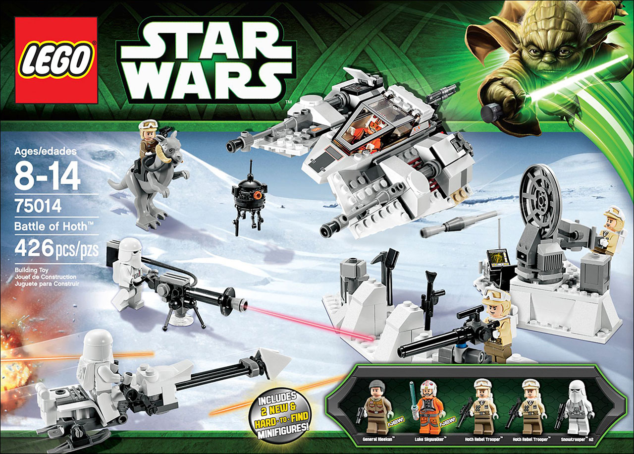 lego star wars battle of hoth instructions