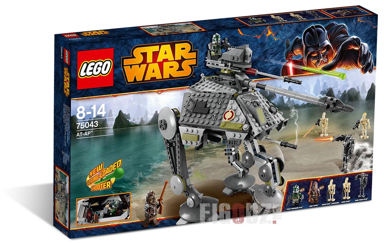 75043 at ap lego star wars photos review infos - Bd lego star wars ...