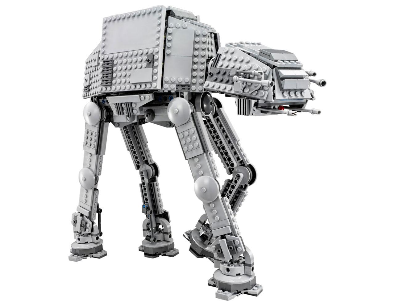 75054 at at lego star wars battlepack de minifigurines - Lego star wars tb tt ...