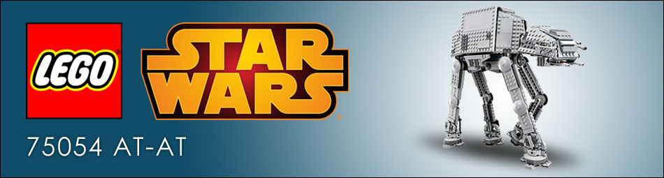 75054 AT-AT - Les infos et les photos HD de l'imposant set LEGO Star Wars 2014