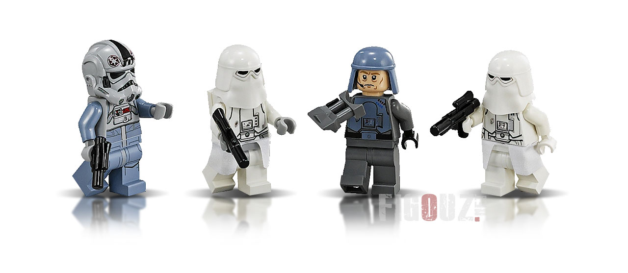 Lego Star Wars  AT