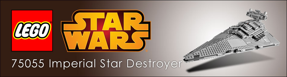 75055 Imperial Star Destroyer - Les infos et les photos HD de l'ISD LEGO Star Wars 2014