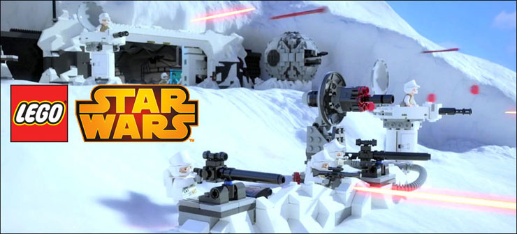 75098 Assault On Hoth - Nouveau set LEGO Star Wars 2016 Ultimate Collector Series !