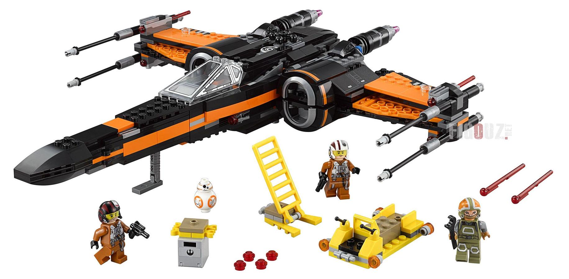 Lego star wars 2015 les nouveaut s star wars 7 les - Image star wars vaisseau ...