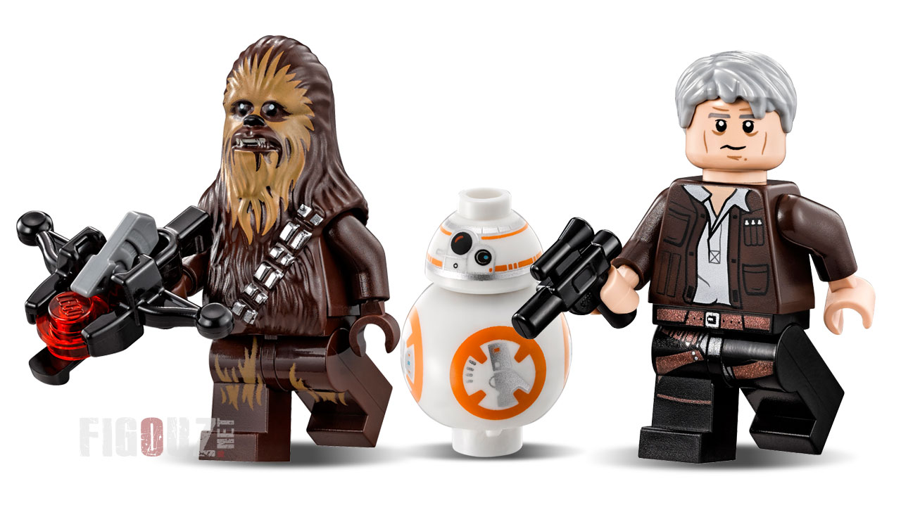 75105 millenium falcon lego star wars 7 the force awakens photos review caract ristiques. Black Bedroom Furniture Sets. Home Design Ideas