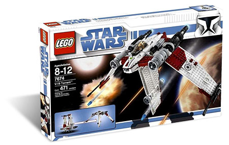 LEGO Star Wars 7674 - V-19 Torrent