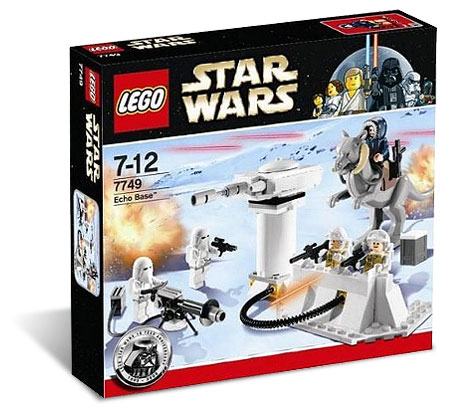 LEGO Star Wars 7749 Echo Base