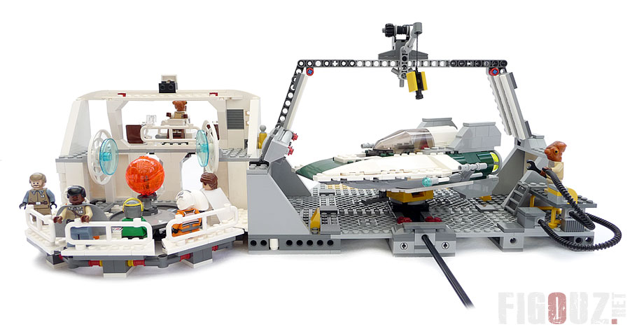 Lego 7754 Home One Mon Calamari Star Cruiser