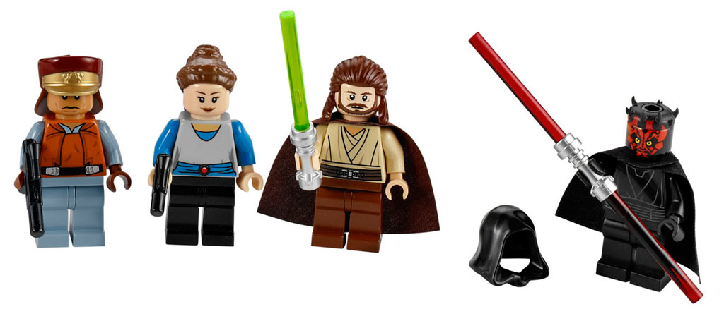 Lego star wars personnages - Personnage star wars lego ...