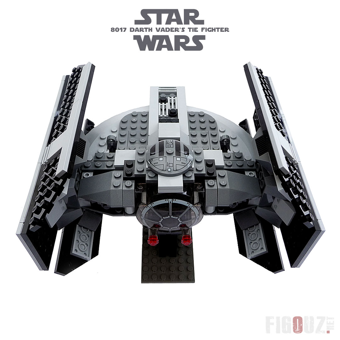 8017 darth vader 39 s tie fighter lego star wars photos - Vaisseau dark vador ...