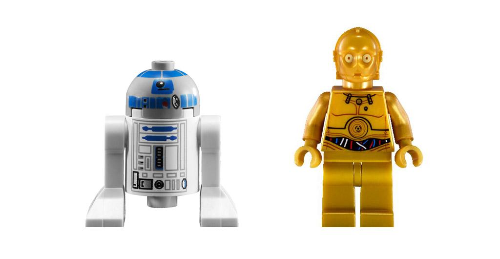 R2d2 And C3po Lego Cliquez sur cette image pour