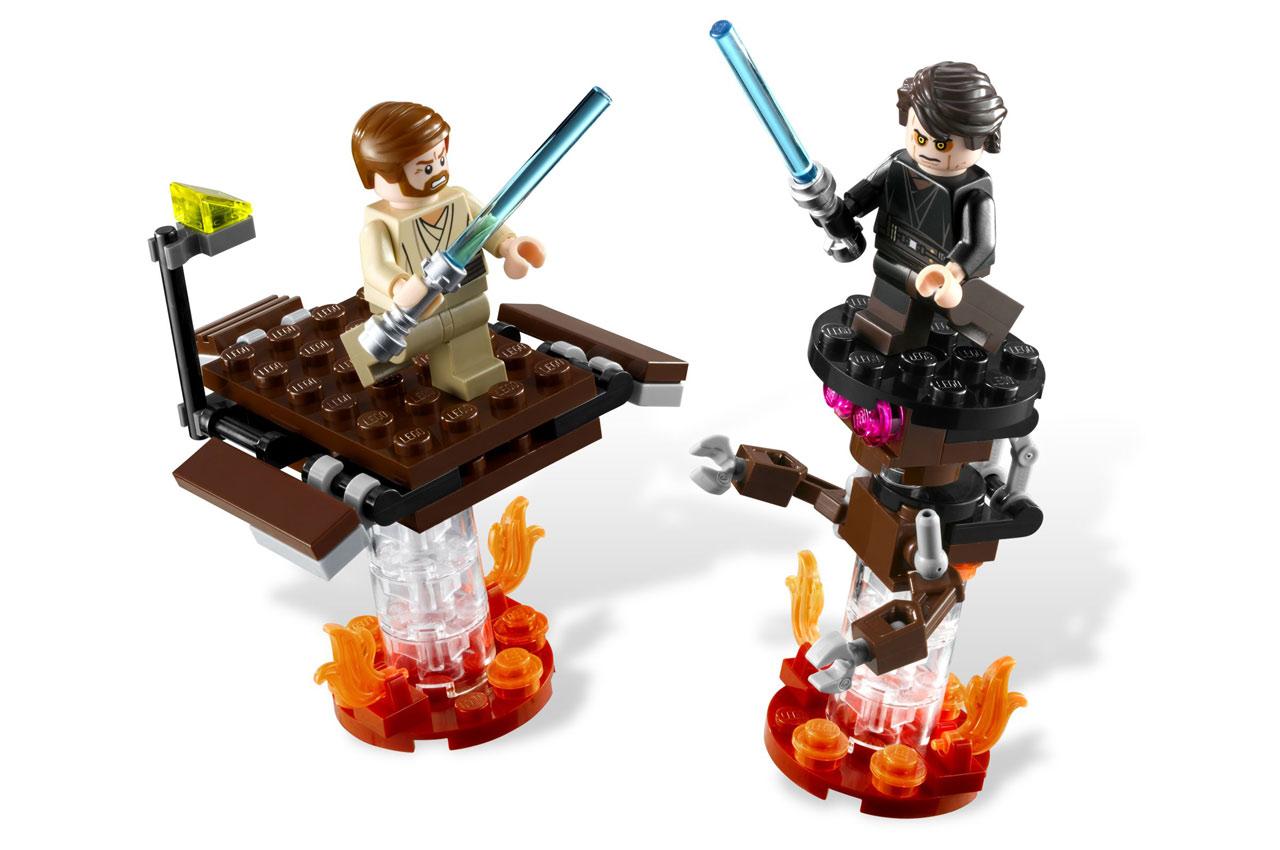 Lego Star Wars  Anakins Jedi Interceptor