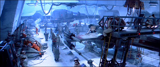 Hoth Echo Base