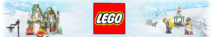 Les promotions LEGO de Noël sur Amazon !