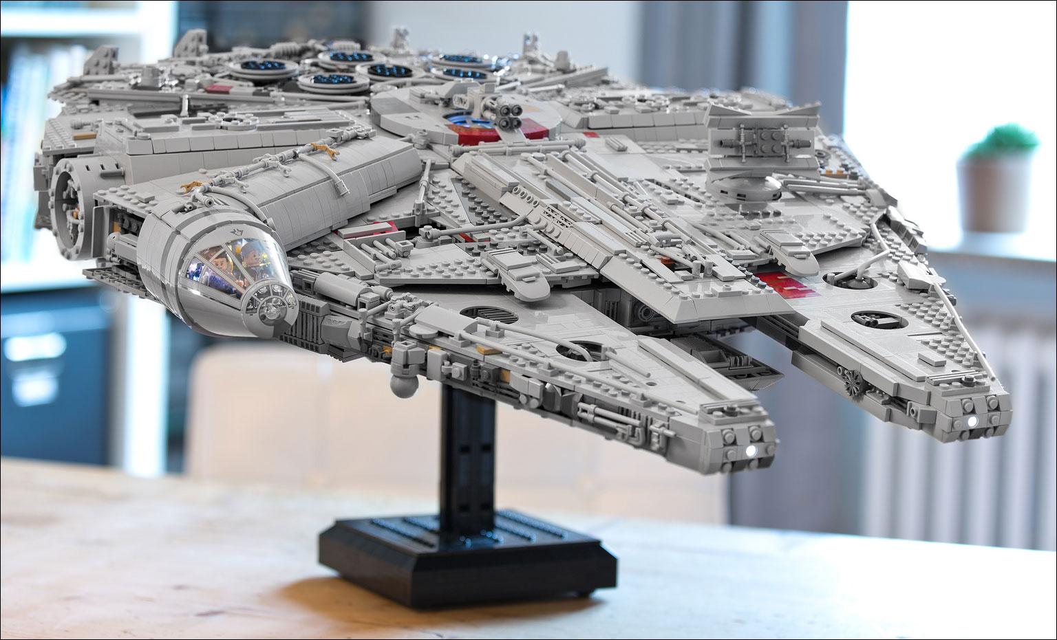Les Mocs Lego Star Wars De Marshal Banana