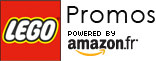 Promos LEGO sur Amazon !