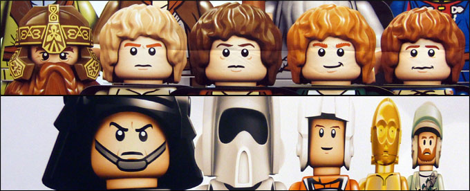 LEGO London Toy Fair 2012 - Les news !