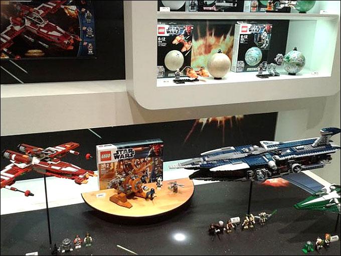 Lego Star Wars 2012 - Les nouveautés, les photos HD et toutes les ...