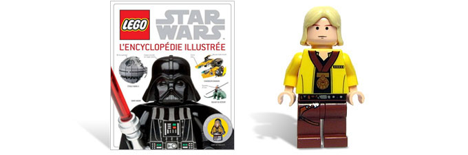 LEGO® Star Wars : L'encyclopédie Illustrée - Version Française