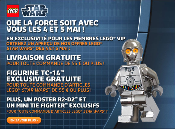 Les visuels HD de la seconde vague des sets LEGO Star Wars 2012