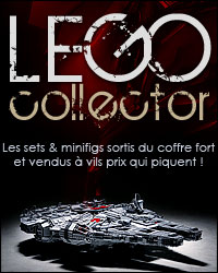 Les sets LEGO Star Wars Collector en vente sur Figouz.net !