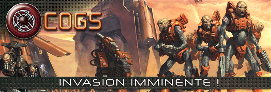 Invasion Cogs Imminente !