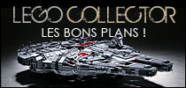 Vente de sets collector LEGO et Lego Star Wars MISB et DISCONTINUED