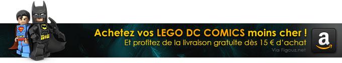 LEGO Super Heroes Achetez vos LEGO moins cher sur Amazon !