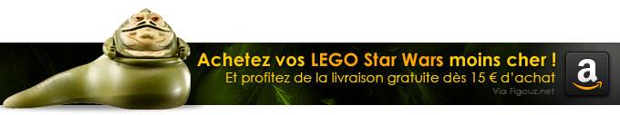 Achetez vos LEGO moins cher !