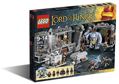 LEGO Lord Of The Rings 9473 Les Mines de la Moria