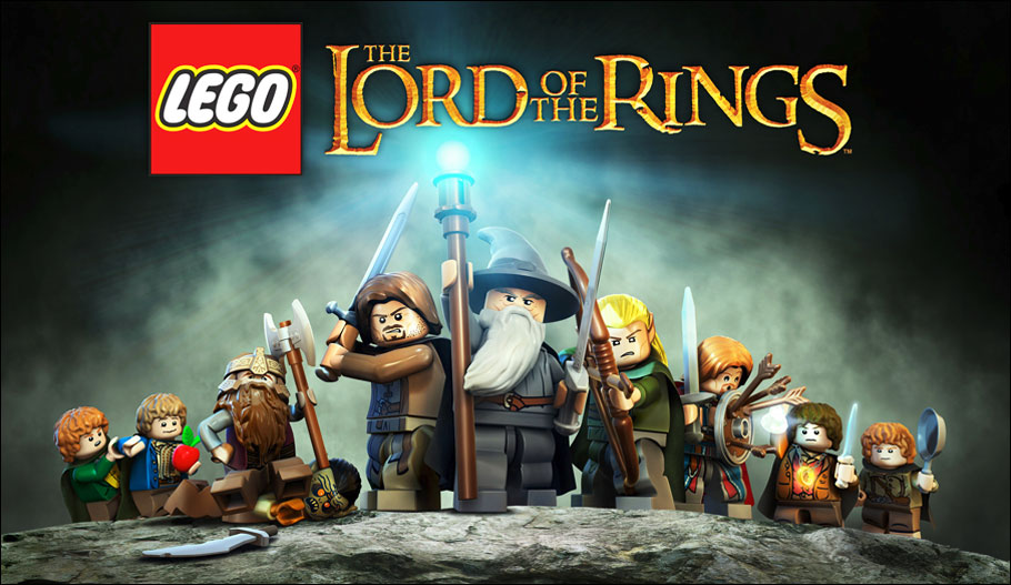 LEGO Lord of the Rings & The Hobbit pour 2012 !