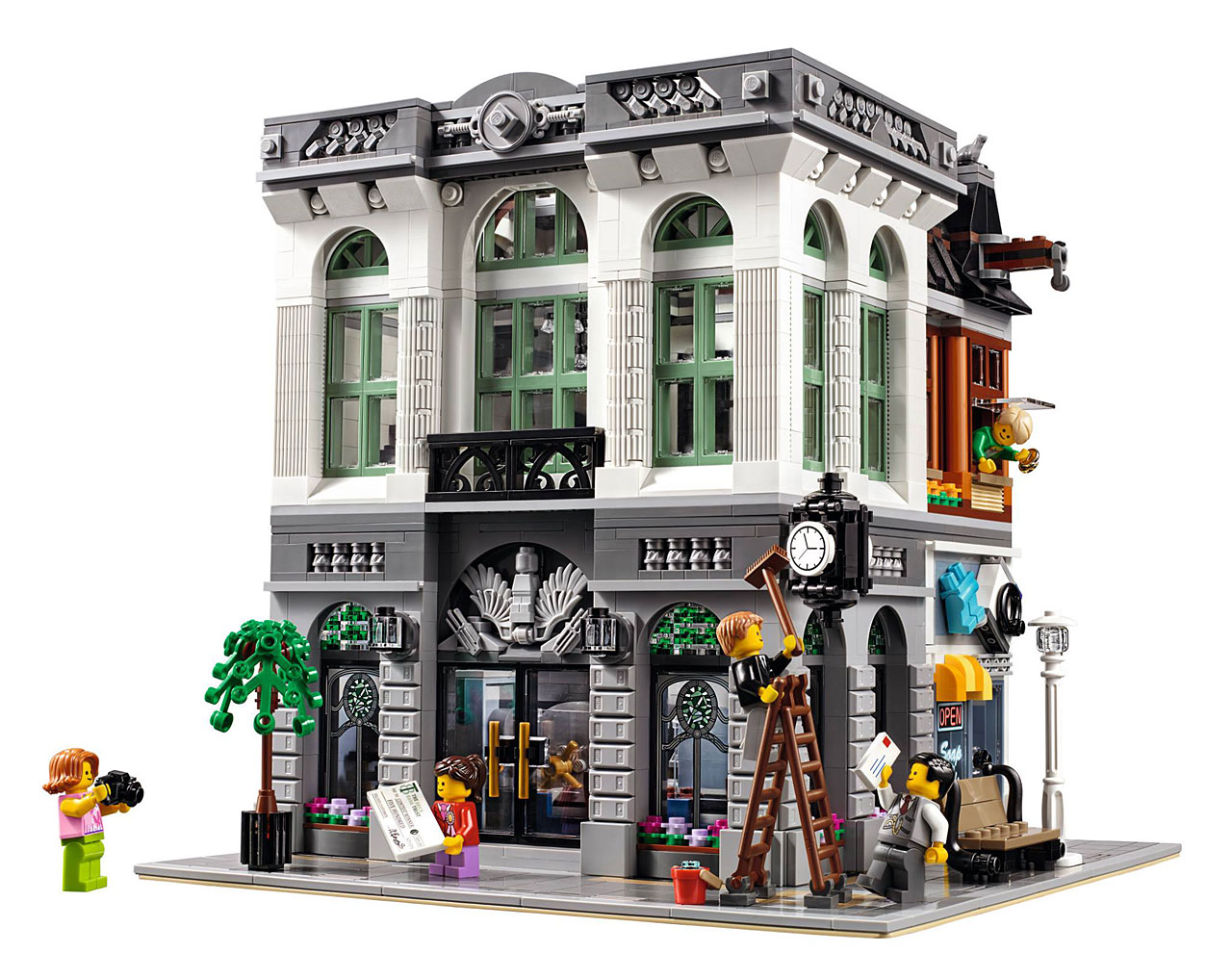 L 39 actualit lego de lego star wars lego lord for Best windows for new home construction
