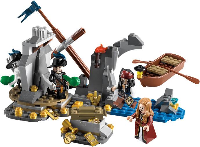 lego pirates des cara bes toutes les nouveaut s lego. Black Bedroom Furniture Sets. Home Design Ideas