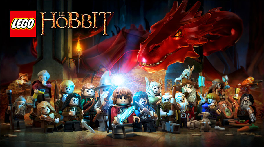 LEGO The Hobbit - An unexpected Journey