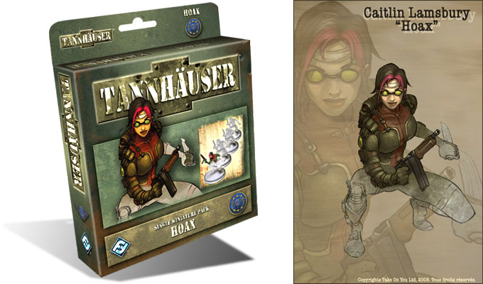 Tannhauser - Le Single Pack de Hoax pour l'Union !
