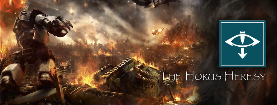 The Horus Heresy - Nouvelle gamme Forge World !